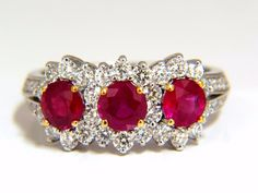 This beautiful solid Yellow gold set with pink Morganite ring is simply gorgeous. The light color of the pink complements the vintage design of the band. Silver Ruby Ring, Ruby Diamond Rings, Diamond Cluster Ring, Diamond Gemstone, Ruby Rings, Delicate Rings, Unique Rings, Ruby Jewelry, Fine Jewelry