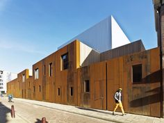 Gebr. De Nobel by Ector Hoogstad Architecten - News - Frameweb