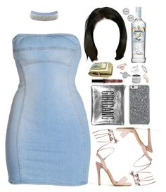"""Slight Clubbing Slay ✨"" by love-rebelwolf ❤ liked on Polyvore featuring Dsquared2, Henri Bendel, Anne Sisteron and Cathy Waterman"