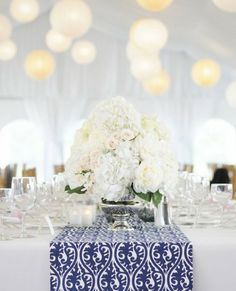 Love the table runner