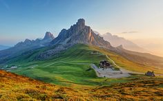 Most beautiful landscapes in Europe - The Dolomites in Tyrol Copyright TTstudio - European Best Destinations Beautiful World, Beautiful Places, Voyage Europe, Mountain Landscape, Fauna, Amazing Destinations, Beautiful Landscapes, Scenery, Places To Visit