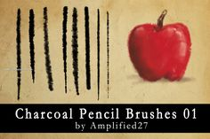 Charcoal Pencil - Download  Photoshop brush http://www.123freebrushes.com/charcoal-pencil/ , Published in #GrungeSplatter. More Free Grunge & Splatter Brushes, http://www.123freebrushes.com/free-brushes/grunge-splatter/ | #123freebrushes