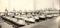 All 8 K Class Submarines WW1