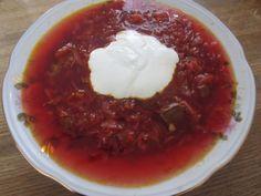 Borssikeitto - aito venäläinen reseptti