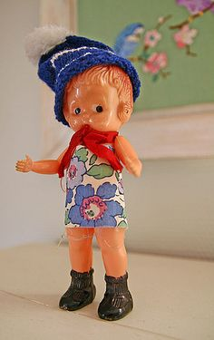 Dolly with Bobble Hat | Flickr - Photo Sharing!