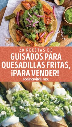 Queso Fresco, Relleno, Tacos, Mexico, Ethnic Recipes, Cold, Gastronomia, Gourmet, Lettuce