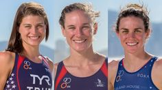 Meet Team USA: Triathlon   NBC Olympics