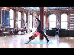 Free Vinyasa Yoga Class by Faith Hunter - YouTube