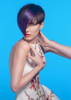 Cabello - David Murry SalonPhotography - Paul Christy PhotographyMake up - El Maquillaje RoomStyling - Tina Symes