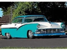 1956 Ford Fairlane Victoria Maintenance/restoration of old/vintage vehicles: the material for new cogs/casters/gears/pads could be cast polyamide which I (Cast polyamide) can produce. My contact: tatjana.alic@windowslive.com