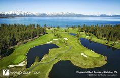Edgewood Golf Course, Stateline, Nevada