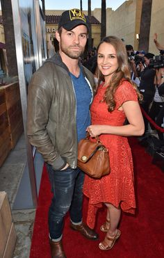 Rachael Leigh Cook Debuts Slim Post-Baby Body Only Two Months After Giving Birth?See the Pics! Rachel Leigh Cook, Tangerine Dress, Post Baby Body, After Giving Birth, Daniel Gillies, Celebrity Couples, Slim, Actresses, Cooking