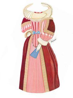 Snow White and the Seven Dwarfs paper dolls by Peck Aubry - Nena bonecas de papel - Picasa Web Albums