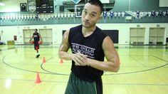"Basketball Training: Damian Lillard ""Dribble Jab"" Move"