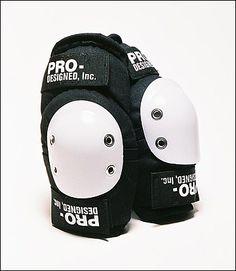 pro designed custom-sized elbow pads, $60
