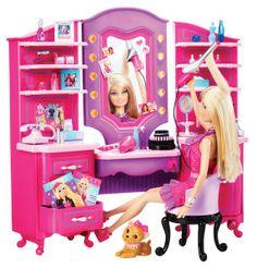 Barbie salón de belleza