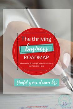 The Thriving Business Roadmap Business Goals, Business Entrepreneur, Business Branding, Business Tips, Online Business, Sales And Marketing, Marketing Ideas, Business Marketing, Balance Design