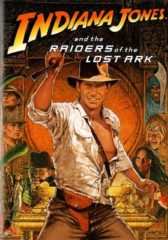 1981 Indiana Jones and the Raiders of the Lost Ark...pure escapism at its best in the 80's ....exotic countries, Hitler, our hero...what was not to like for most movie goers
