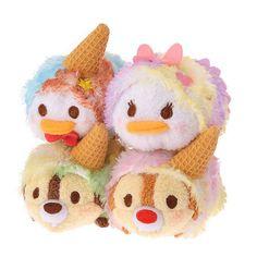 Ice Cream Tsum Tsums – kagayakey