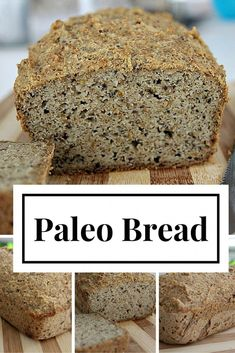 Low Carb Paleo Bread