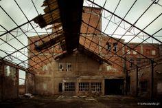 Abandoned salt mine in Wapno / Opuszczona kopalnia soli w Wapnie Urban Exploration, Abandoned Places, My Photos, Salt, Louvre, Explore, House Styles, Building, Photography