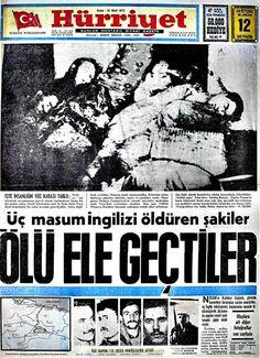 Hürriyet gazetesi 31 mart 1972