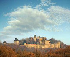 Helfštýn castle in North Moravia, Czechia