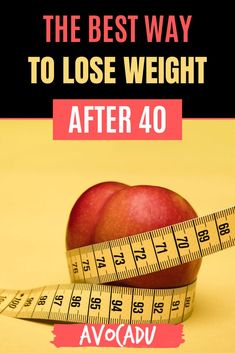 For most women, losing weight after 40 can be a frustrating, up-hill battle. But it doesn't have to be! We'll share our top tips to help you lose weight effectively and efficiently after age 40 and beyond. #avocadu #loseweightafter40 #weightlossforwomen #weightloss #olderwomen Losing Weight After 40, Help Losing Weight, Want To Lose Weight, Weight Loss For Women, Weight Loss Goals, Weight Loss Motivation, Diet Plans That Work, Ketogenic Diet Weight Loss, Keto Diet Benefits