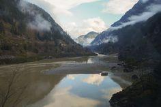 Still waters in #Jasper. #Canada #viarail