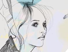 Lina Ekstrand #illustration