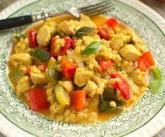 . Pork, Meat, Chicken, Ethnic Recipes, Kale Stir Fry, Pork Chops, Cubs