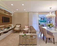 Tons neutros e o toque acolhedor da madeira.  Amei! @pontodecor  Projeto Mariane e Marilda Baptista.  www.homeidea.com.br |  Face: /bloghomeidea #bloghomeidea #olioliteam #arquitetura #ambiente #archdecor #archdesign #hi  #homestyle #home #homedecor #pontodecor #homedesign #photooftheday #love #interiordesign #interiores  #cute #picoftheday #decoration #world  #lovedecor #architecture #archlovers #inspiration #project #regram #ambientesintegrados