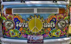 Hippie art.