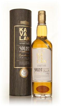 Kavalan Solist ex-Bourbon Cask - Master of Malt
