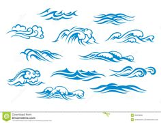 Ocean And Sea Waves - Download From Over 41 Million High Quality Stock Photos, Images, Vectors. Sign up for FREE today. Image: 25623699