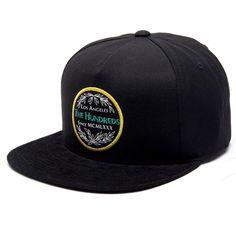 The Hundreds City Strapback Hat (Black) $31.95 Strapback Hats, The Hundreds, City, Black, Black People, Cities