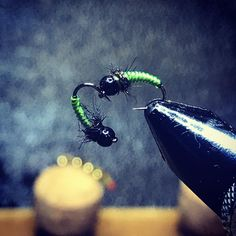 Size 14 #rodbendersffc #tunca #tuncahooks #perhonsidonta #perhokalastus #flytying #flyfishing #flynation #flugfiske #flugbindning #fluefiske #fluebinding #fliegenbinden #fliegenfischen #pescamosca #nymphfly #nymphflies #nymphfishing #troutfly #troutbum #troutcandy