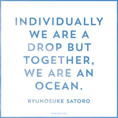 Image result for quote about classroom unity