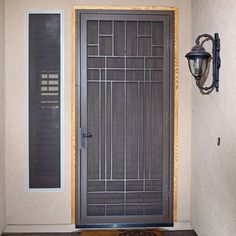 Penasco Security Screen Door