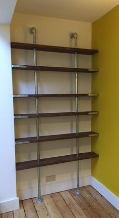 """""""YEAHY scaffold shelves up! #Recycle"""""""