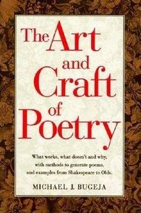 """""""The Art and Craft of Poetry Book,"""" by Michael J. Bugeja"""