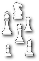 Memory Box Checkmate Chess Die