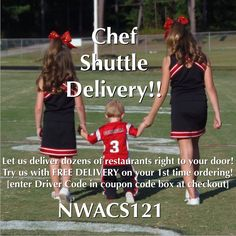 The Scouts Diamonds Of Arkansas Oklahoma And Texas Are Partnering With Chef Shuttle To Provide Customers In Central Northwest