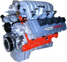 "Stanton Racing Engines Mopar SRT-8 Replacement 7.0L ""426"" Hemi Crate Engine"