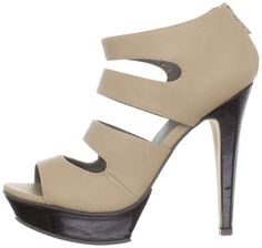 Amazon.com: Michael Antonio Women's Tunique Platform Sandal: Michael Antonio: Clothing