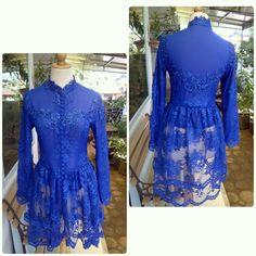 Kebaya Modern Dress, Dresses With Sleeves, Facebook, Long Sleeve, Instagram, Fashion, Ethnic, Moda, Sleeve Dresses
