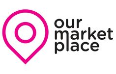 Our Marketplace logo proposal. Marta Brinchi Giusti / Done@Peppercorp