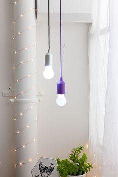 Shine bright #typoshop #style #decor #apartment #home #lights #lamp