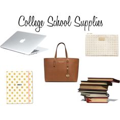 Back to School: College Edition w/ college school supply list www.thesouthernthing.com