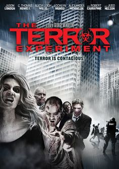Amazon.com: Terror Experiment, The: Jason London, C. Thomas Howell, Judd Nelson, Robert Carradine, Lochlyn Munro, Alicia Leigh Willis, George Mendeluk: Movies & TV